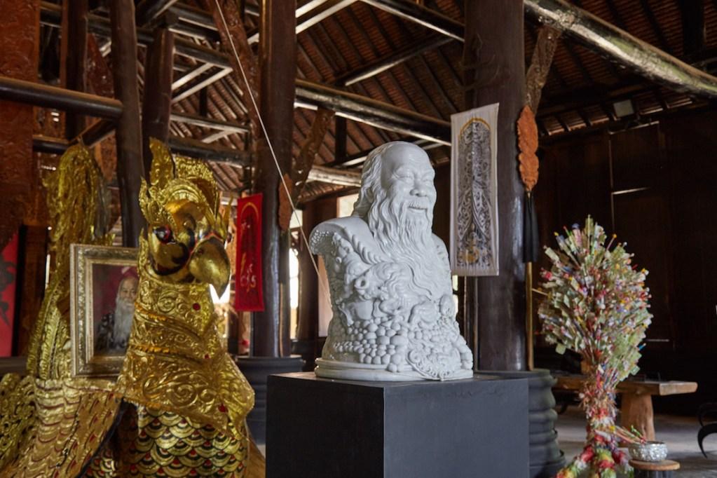 Duchanee Statue Baan Daam Chiang Rai