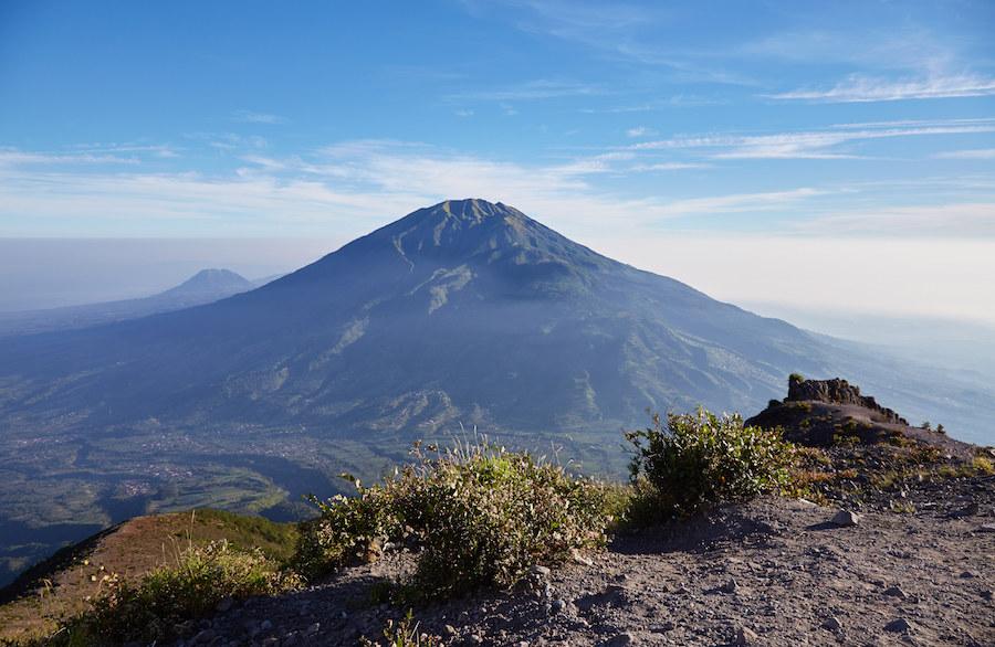 Mt. Merbabu, Yogyakarta, Indonesia
