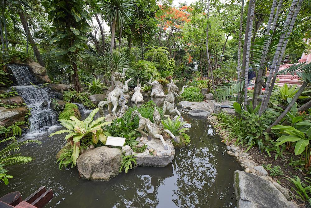 Erawan Museum Garden