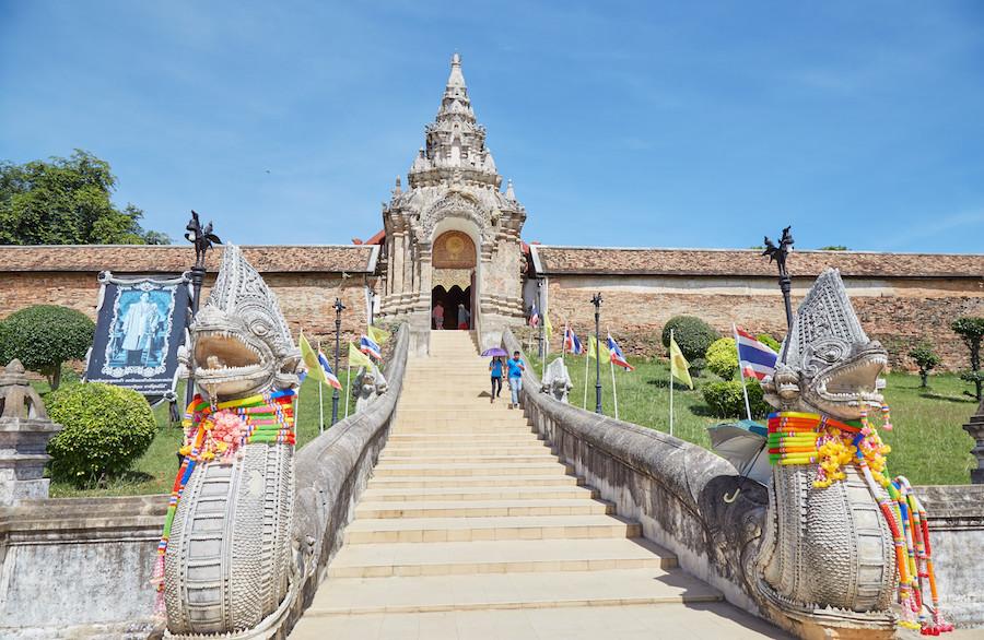 Lampang Luang Entrance