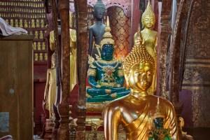 Wat Mai Emerald Buddha Luang Prabang
