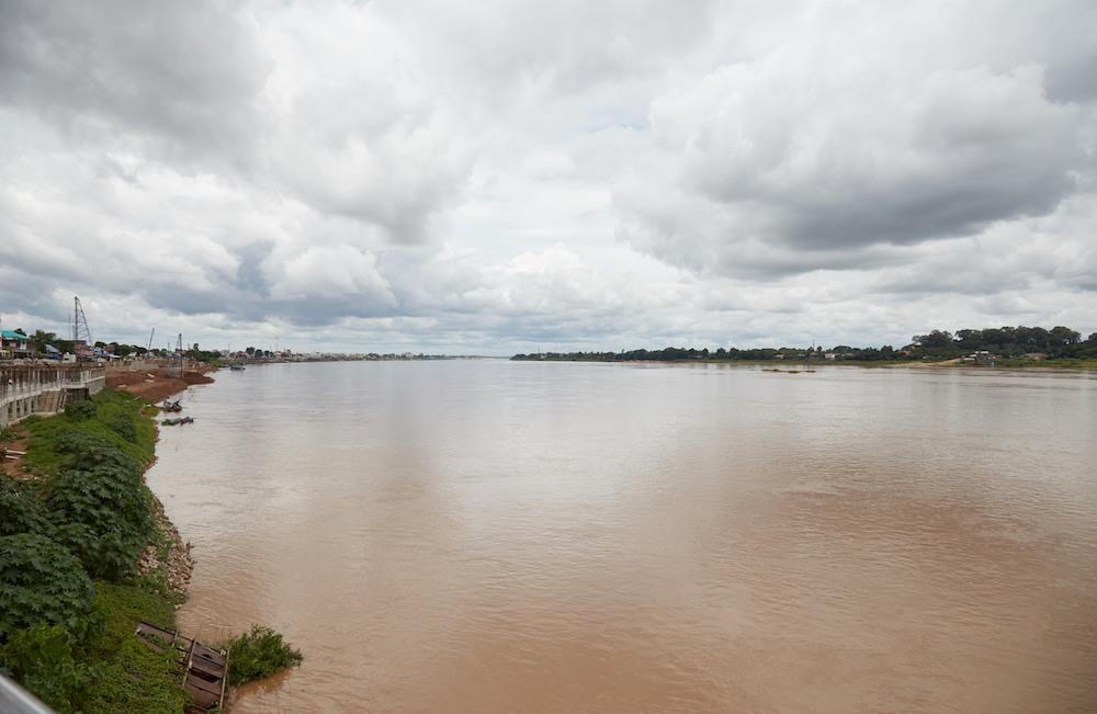 Nong Khai Mekong View