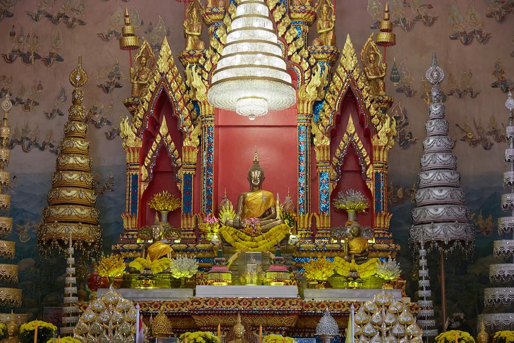 Wat Pho Chai Buddha