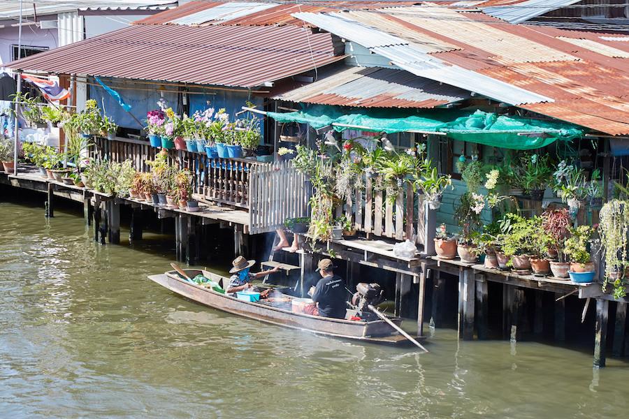 Bangluang Canal Houses