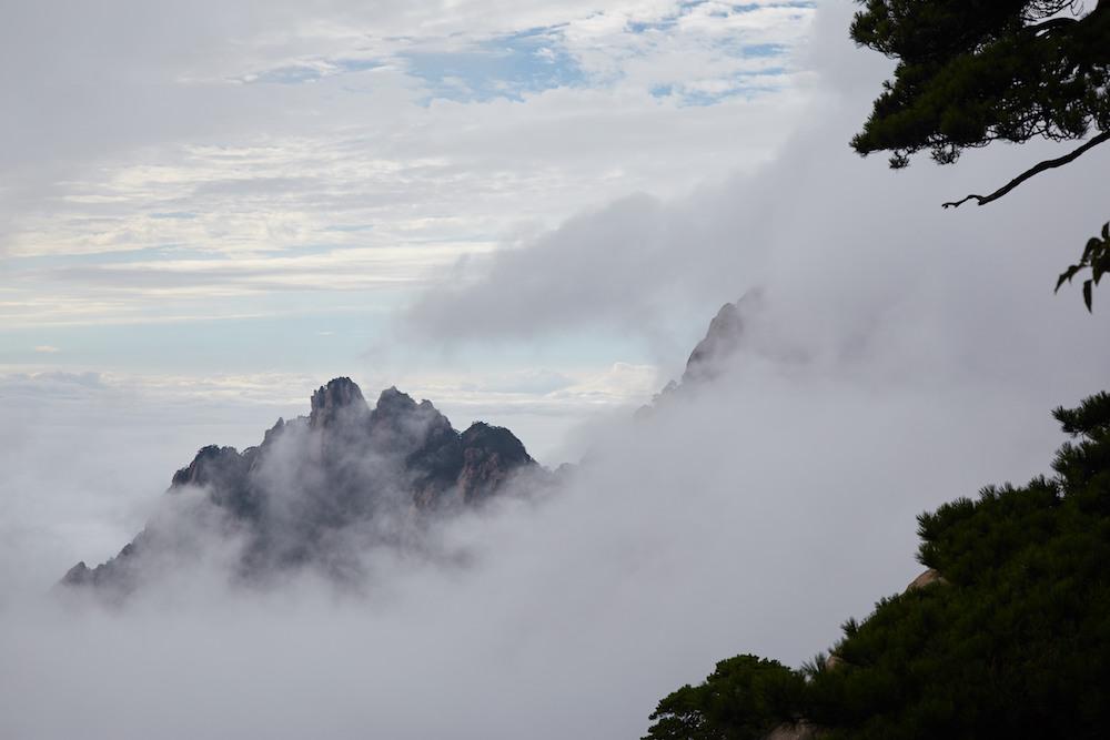 Huangshan Cloudy Peak