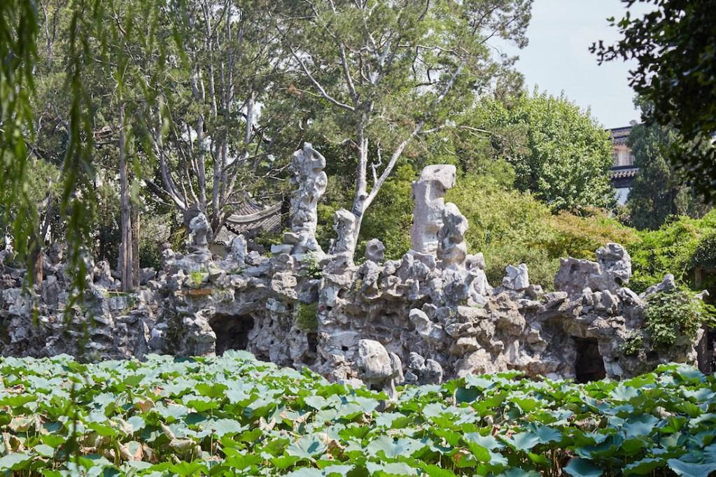 Lion Grove Garden Suzhou