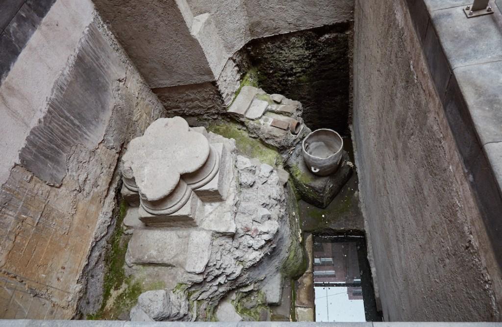 Palacio Nacional Moctezuma Ruins