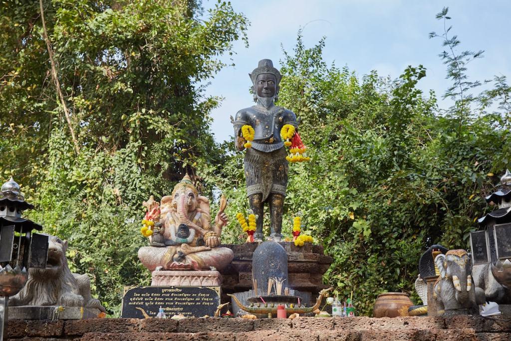 Shiva Shrine Kamphaeng Phet