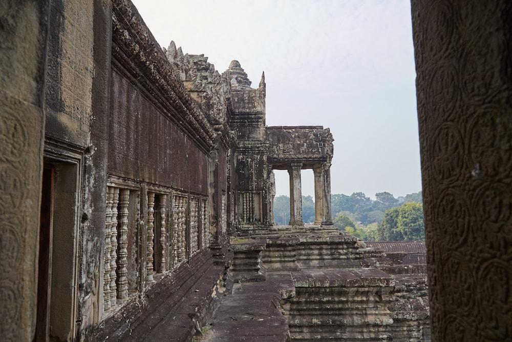 Angkor Wat Third Level