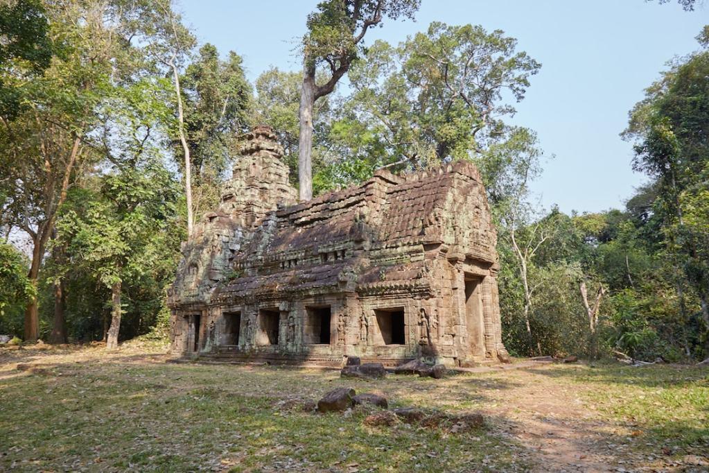 Preah Khan Dharamsala