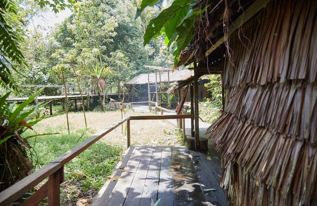 Sarawak Cultural Village Penan