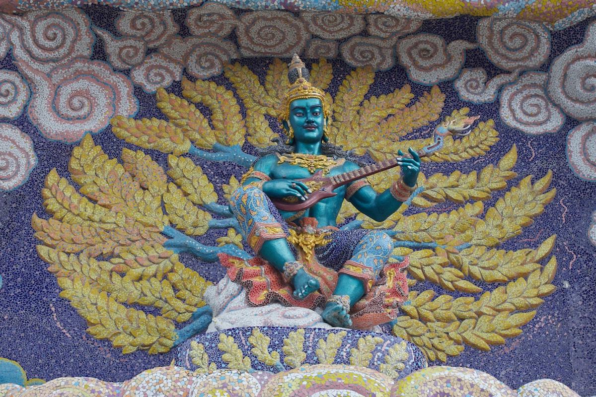 Elephant Temple Wat Ban Rai