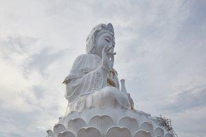 Wat Huai Pla Klang Chiang Rai