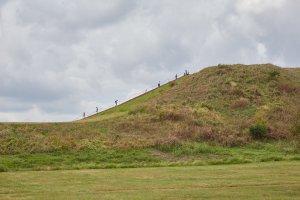 Cahokia Monks Mound