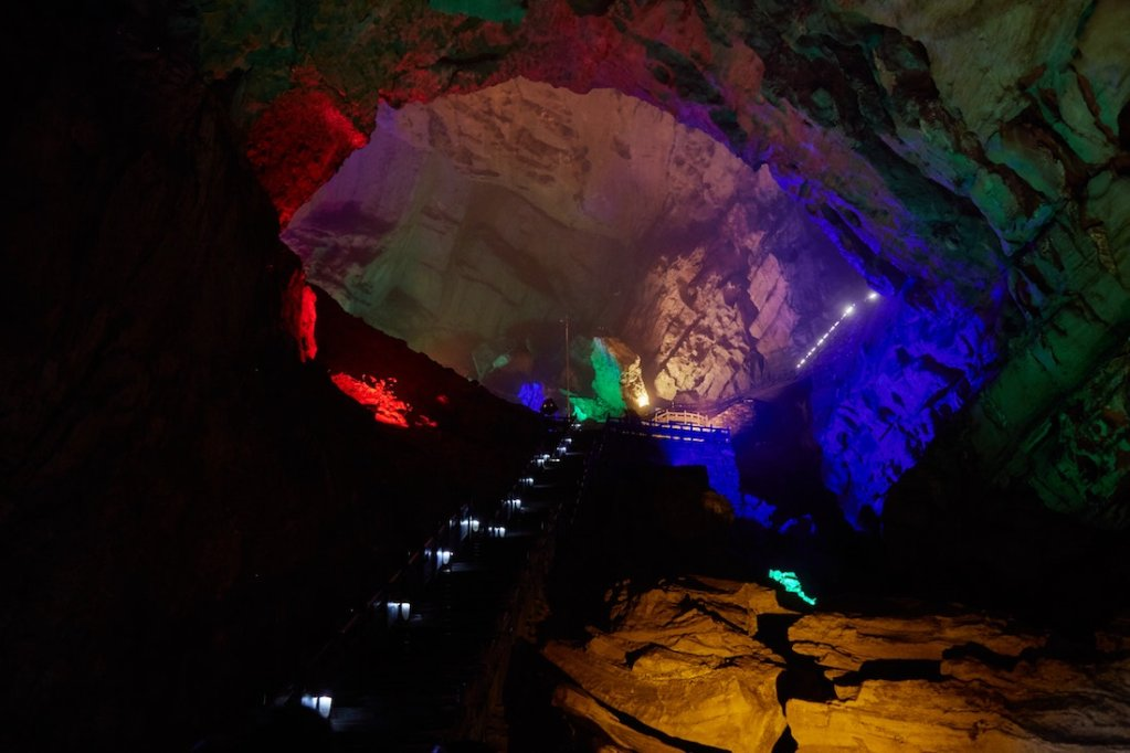 Qiliang Cave Fenghuang