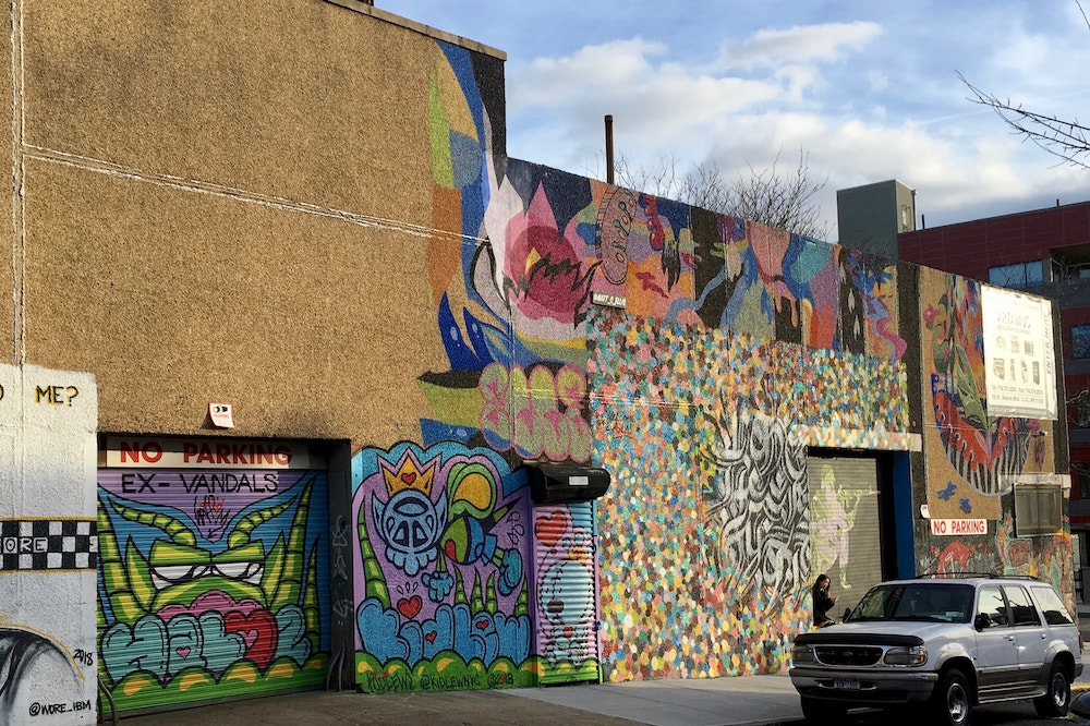 Astoria Welling Court Mural Project