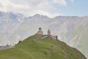 Gergeti Trinity Church Kazbegi
