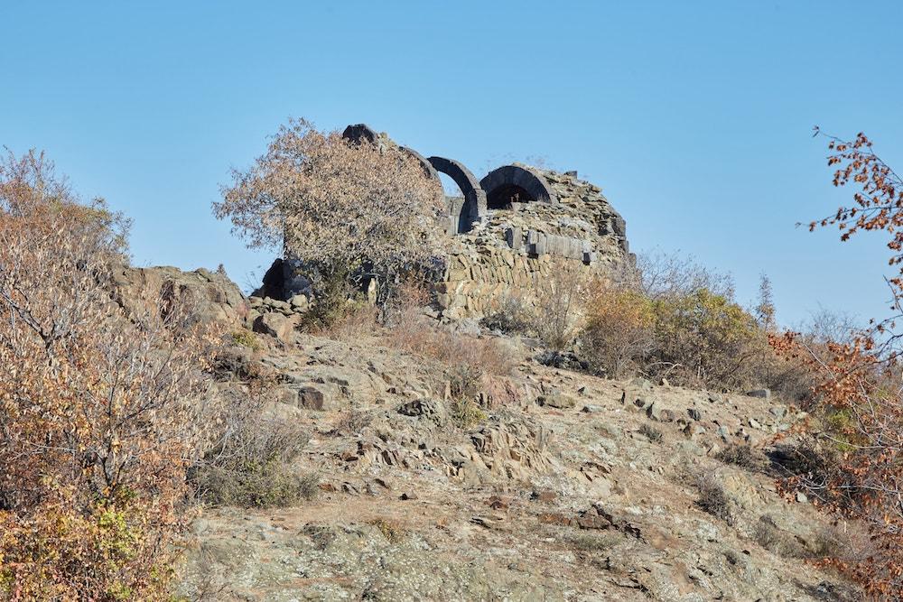 Hiking from Sanahin to Haghpat Monastery