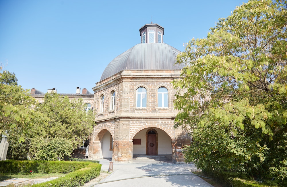 Mother See of Holy Etchmiadzin