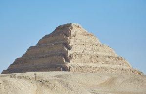 Saqqara Step Pyramid of King Djoser