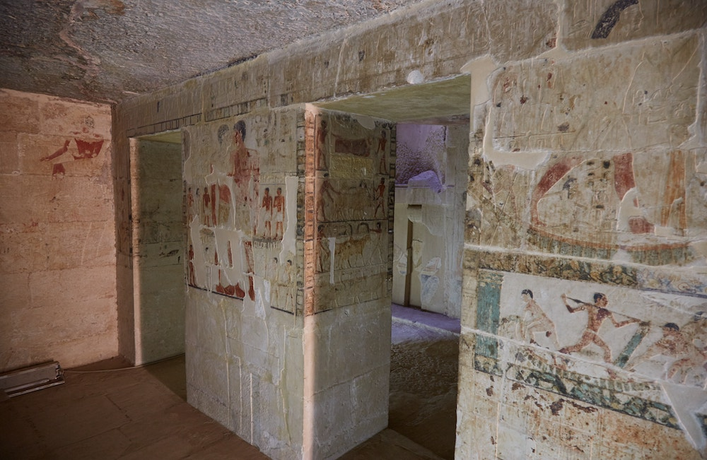 Tomb of Khnumhotep and Niankhkhnum