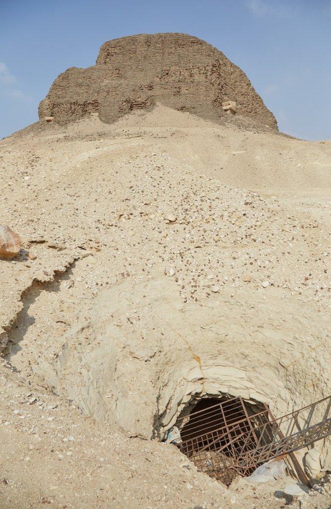 El Lahun Pyramid Egypt