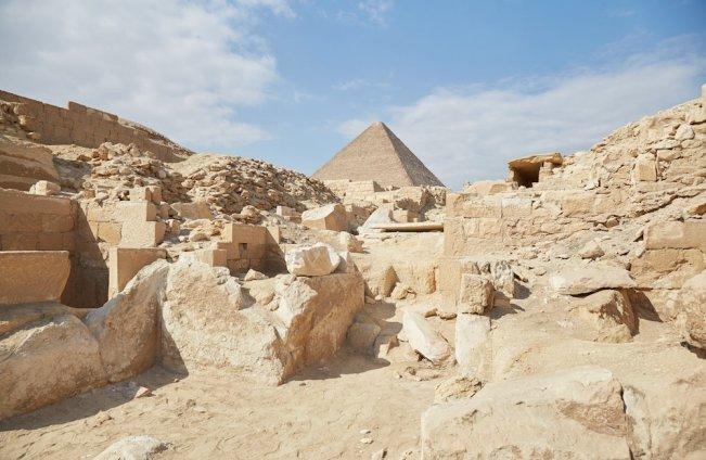 Southern Tombs Giza