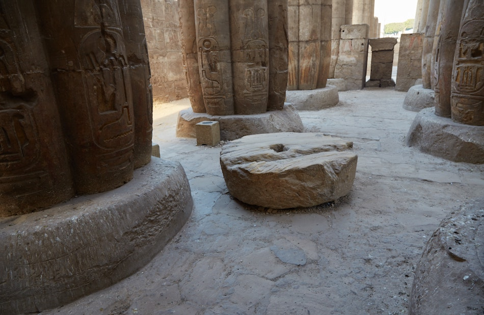 Luxor Temple Hypostyle Hall