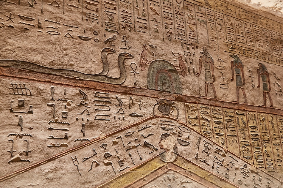 Ramesses III Tomb Valley of the Kings Guide