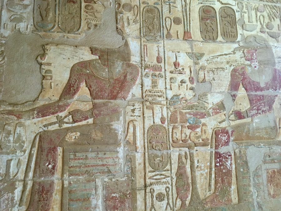 Temple of Amenhotep III El Kab