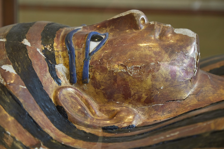 Ancient Egyptian Coffins