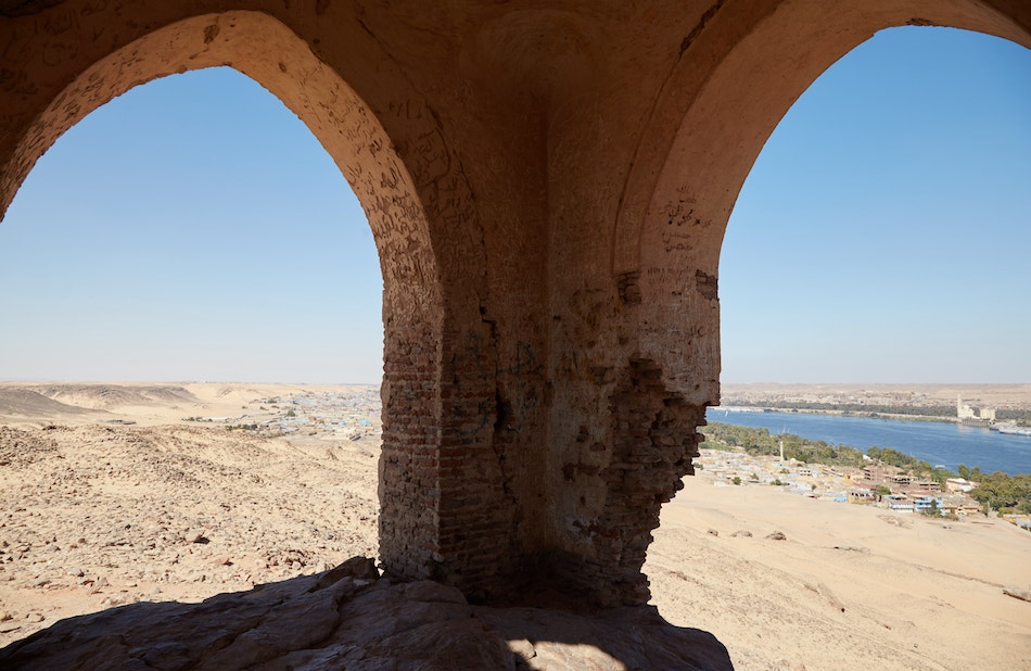 Aswan Tombs of the Nobles