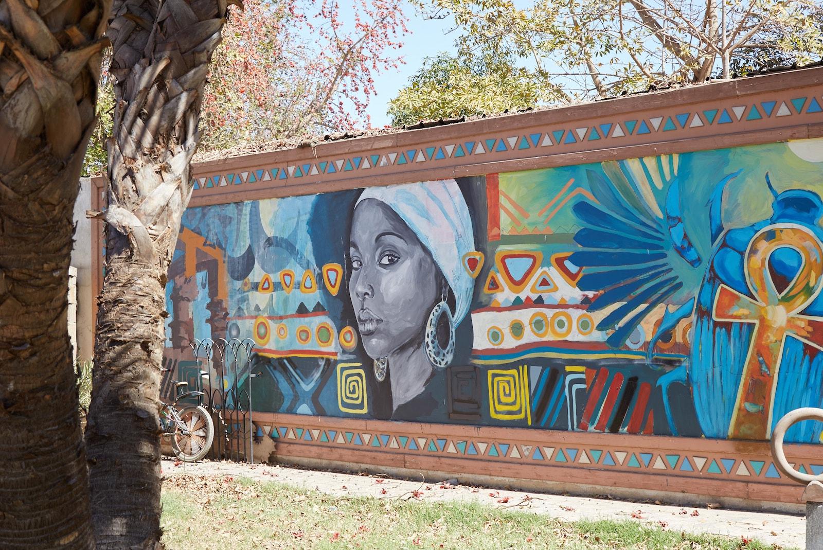 Central Aswan Street Art
