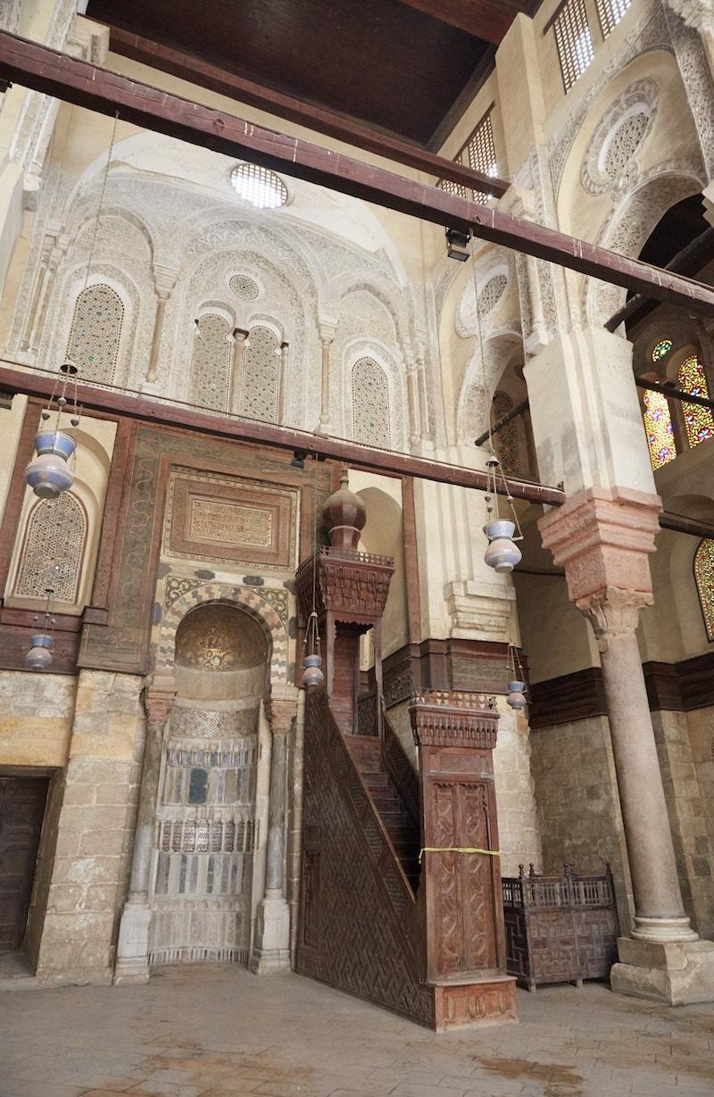 Qalawun Complex Cairo