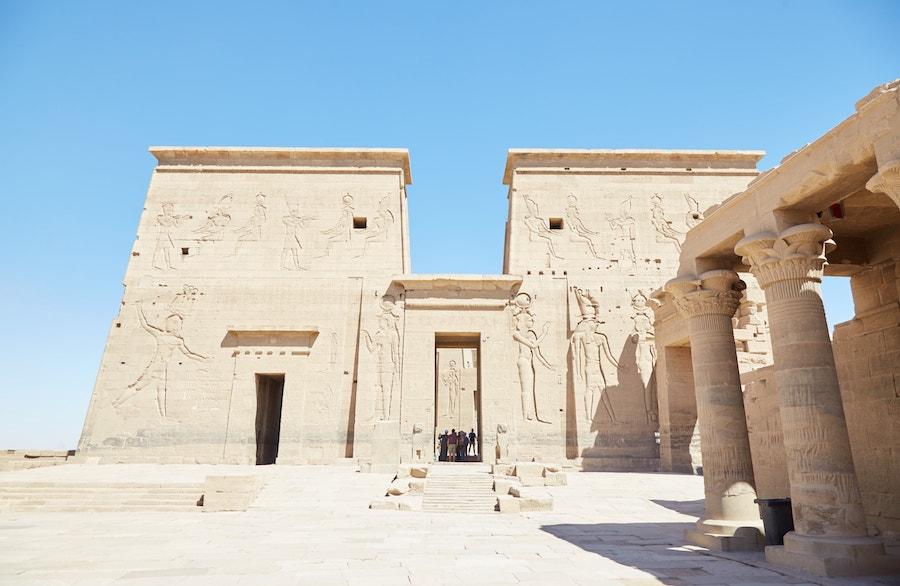 Philae Temple Aswan