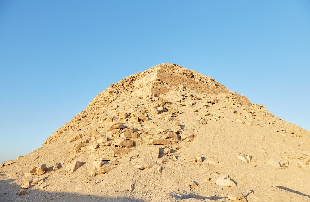Pyramid of Neferirkare Abu Sir