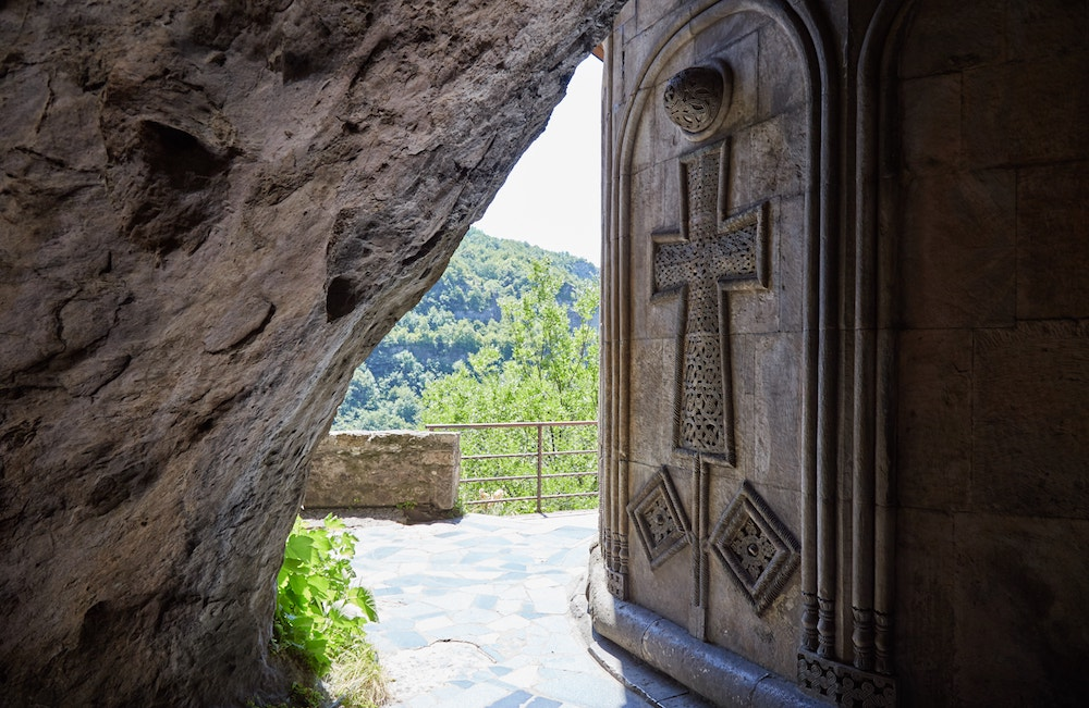Mghvimevi Monastery Chiatura