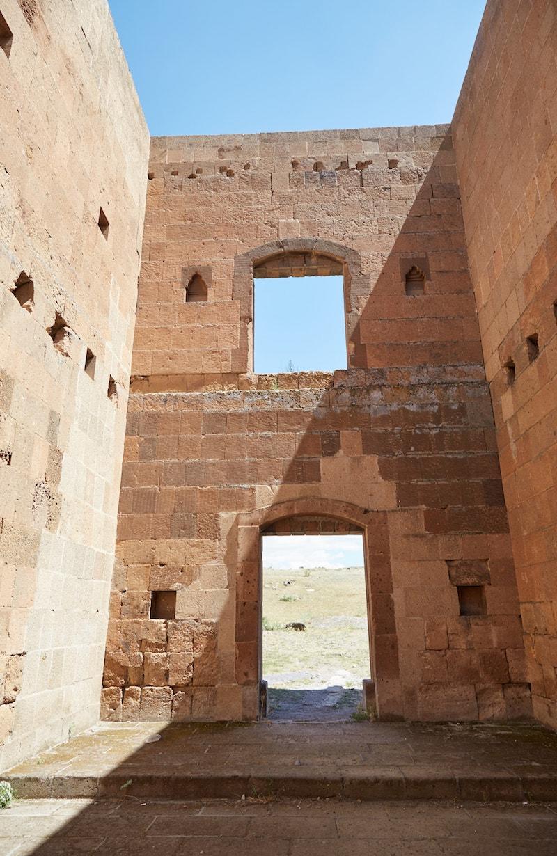 Seljuk Palace Ani Guide