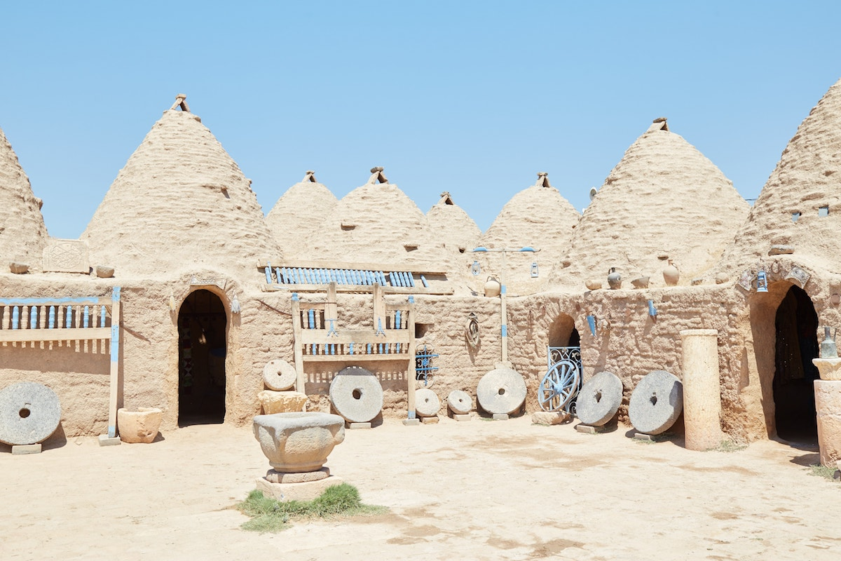Beehive Houses Harran Guide