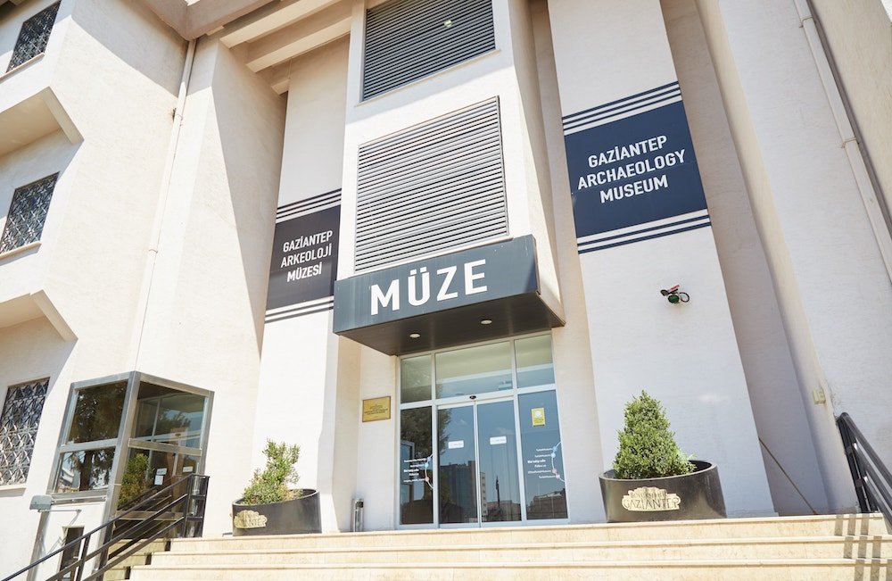 Gaziantep Archaeology Museum Antep Guide