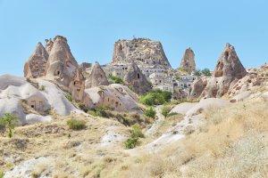 Hiking Cappadocia Uchisar Castle