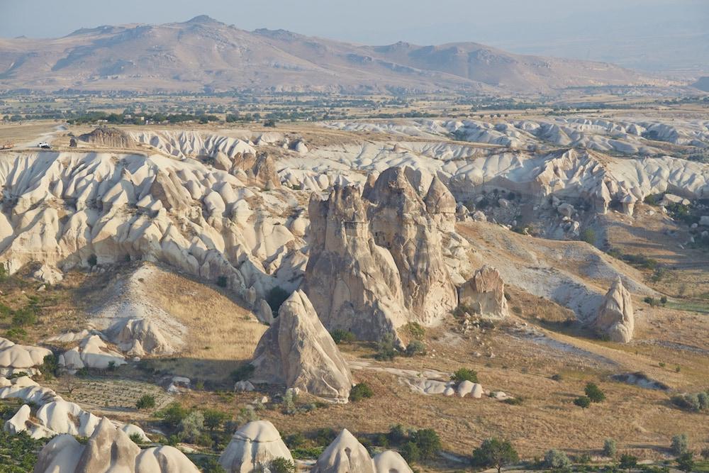 Hot Air Ballooning Over Cappadocia