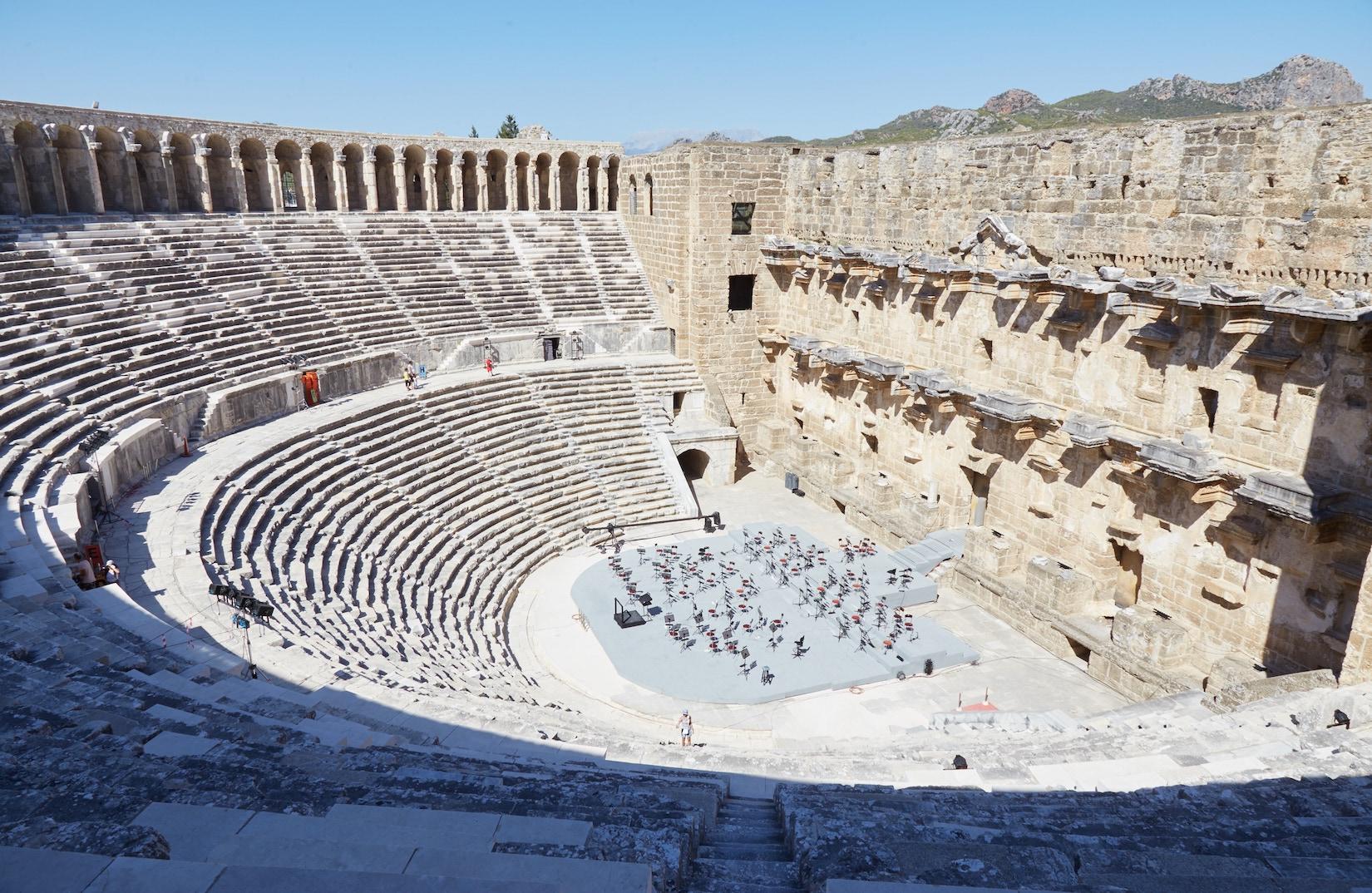 Aspendos Theater Antalya