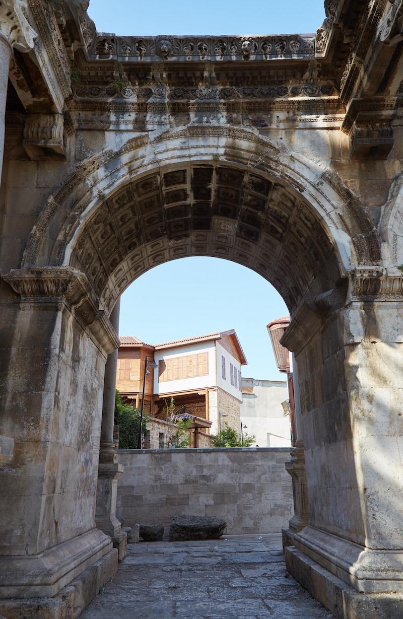 Hadrian's Gate Antalya Guide