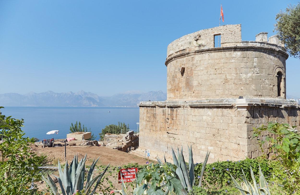 Karaalioglu Park Antalya Guide