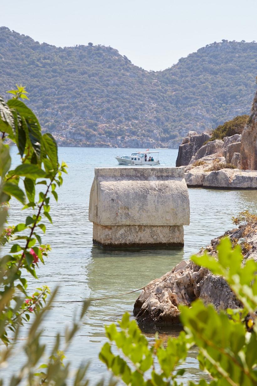 Kekova Island Boat Tour Kaleköy