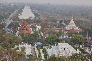 View of Mandalay