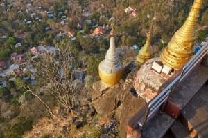 Mt. Popa Temple Bagan