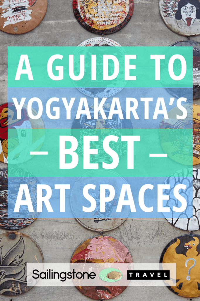A Guide to Yogyakarta's Best Art Spaces