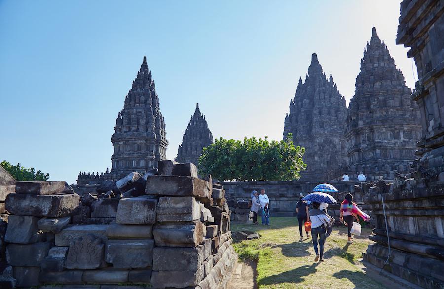 Prambanan Mataram Dynasty